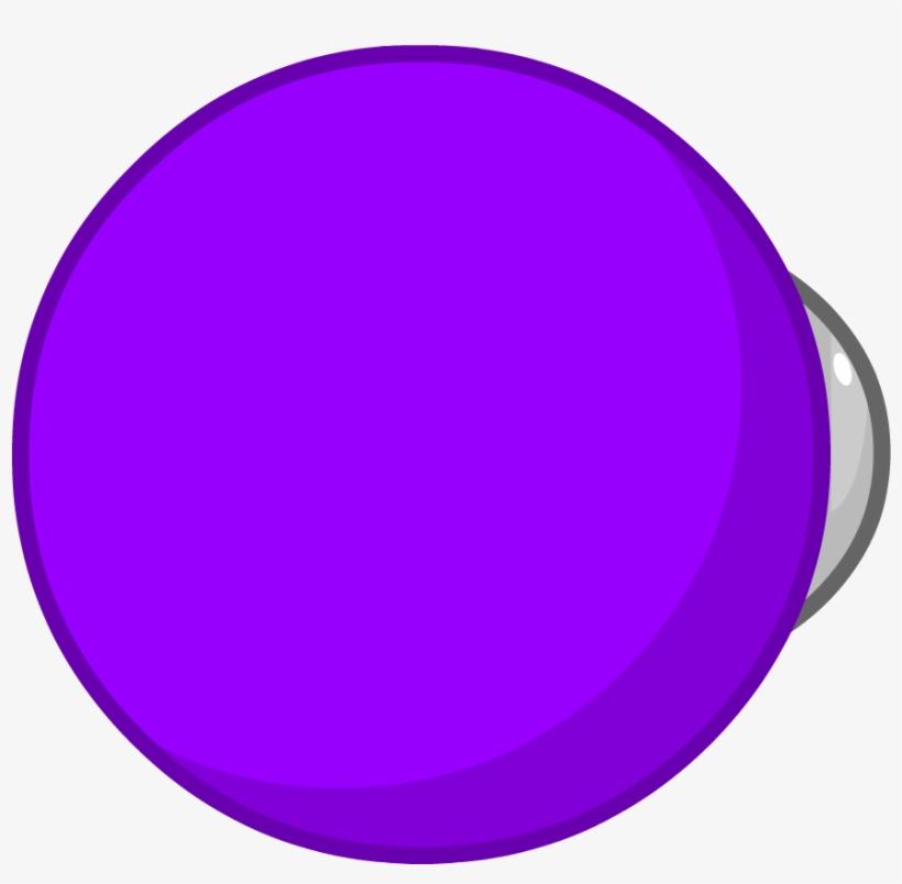 Purple Round Speaker Bfdi Circle Speaker Box Free Transparent