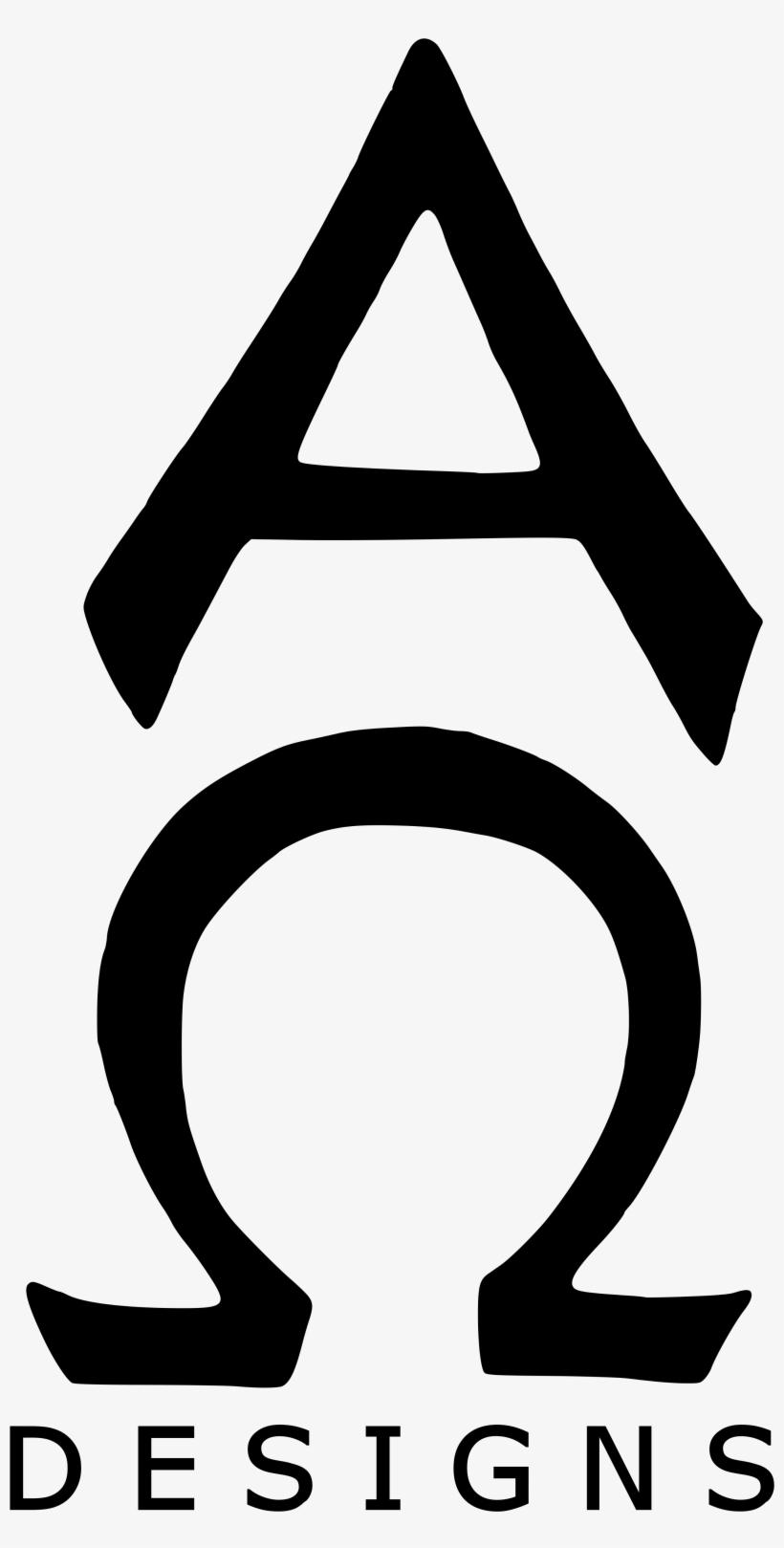 Alpha Omega Symbol Oval Ornament Free Transparent Png Download