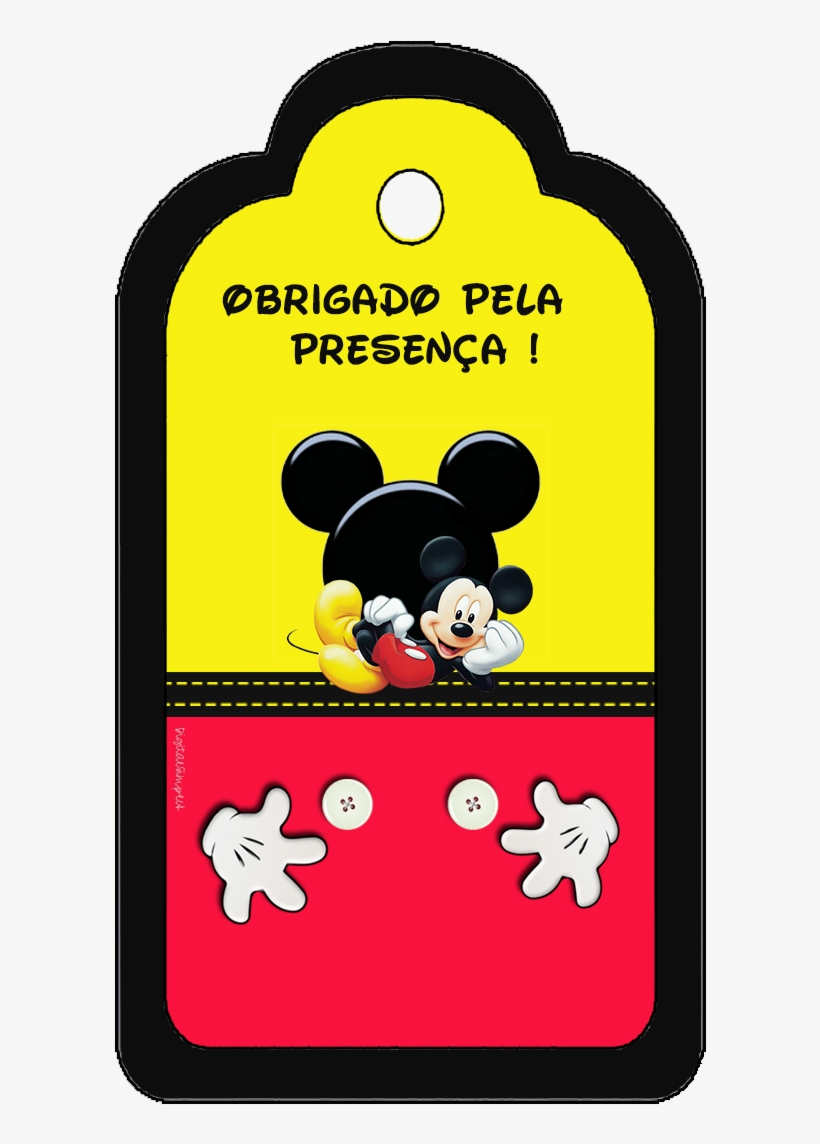 Etiquetas De Mickey Mouse Para Imprimir Gratis Free Transparent