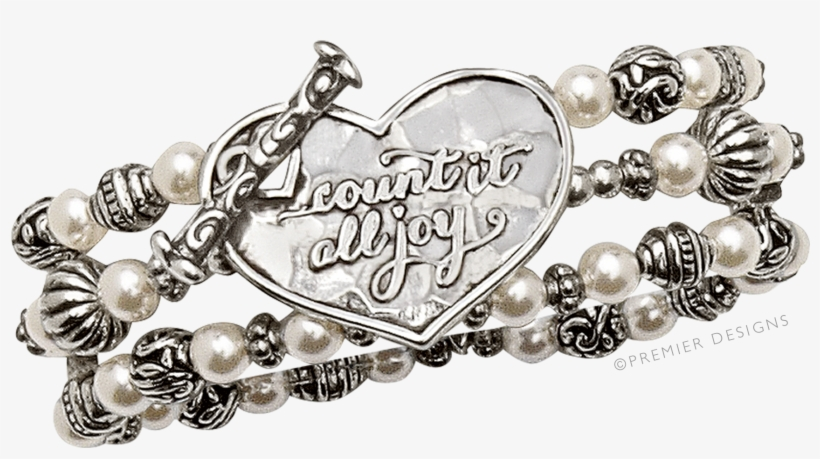 Scroll Below To See Sample Jewelry You Can Get For - Premier Designs Count It All Joy, transparent png #6025194