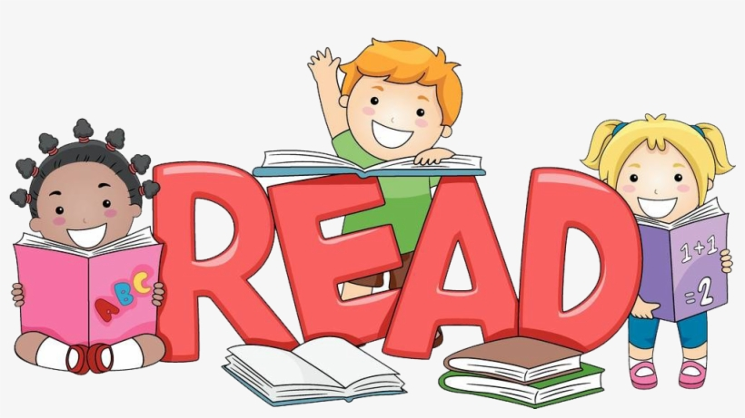 Child Reading Free Content Clip Art - Reading And Reflecting On Texts, transparent png #6032555