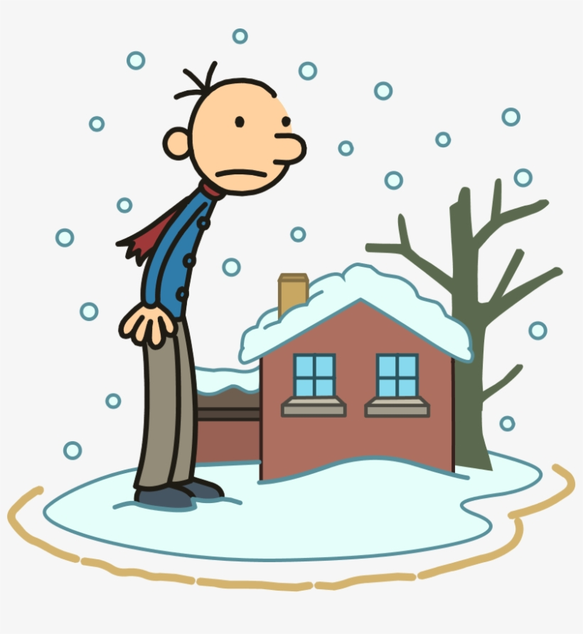 Wwllogo - Diary Of A Wimpy Kid Cabin Fever, transparent png #6035907