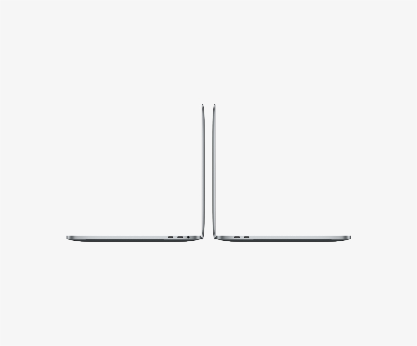 Macbook Pro 13inch Touch Bar And Touch Id - Apple Macbook Pro Mpxq2b, transparent png #6060535