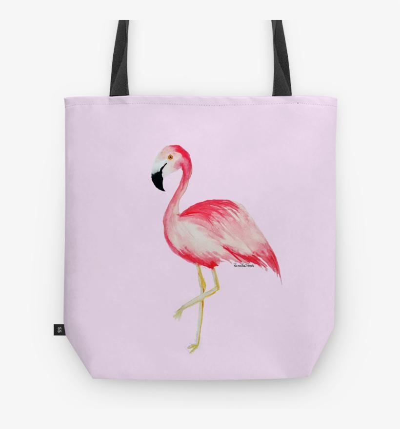 Bolsa Flamingo De Renata Torresna Shrimp Wallpaper Tumblr