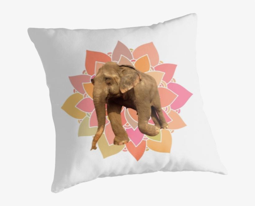Elephant Mandala By Quotation Park - Faze Clan, transparent png #6064397
