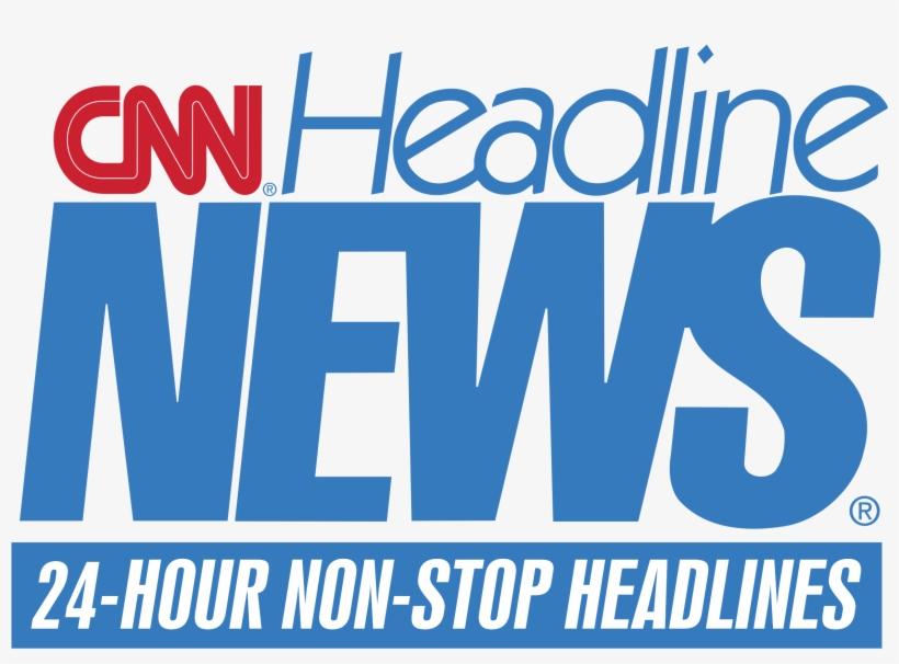 Cnn Headline News Logo Png Transparent - Cnn Headline News, transparent png #6083735