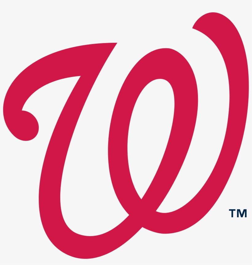 W Nationals Logo - Washington Nationals Logo Transparent, transparent png #610206
