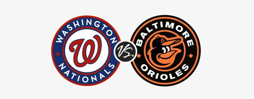 2018 Season Beltway Series - Washington Nationals Logo Transparent, transparent png #611103