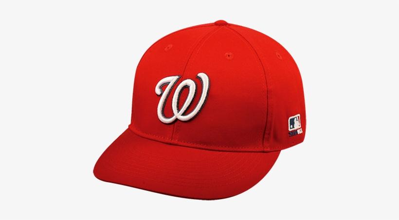 Washington Nationals- Official Mlb Hat For Little Kids - Cincinnati Reds World Series Fitted, transparent png #611418