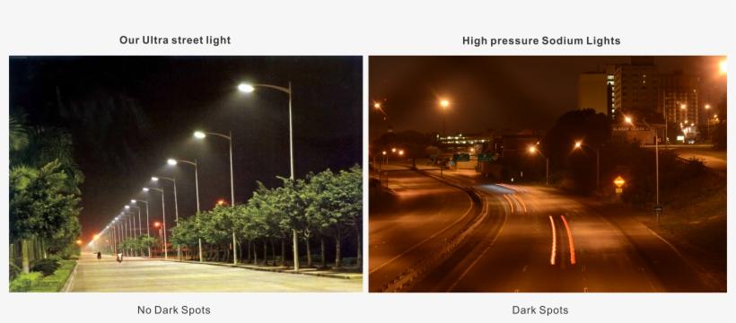 Street Light Led Cheme - D'mak 24w Led Cool Day Light Street Light, transparent png #615335