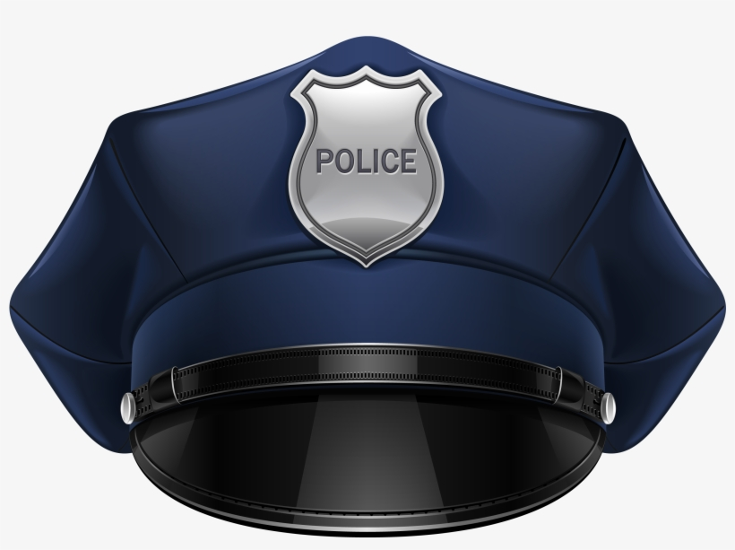 Police Hat Png Clipart - Police Hat Transparent Background, transparent png #615507