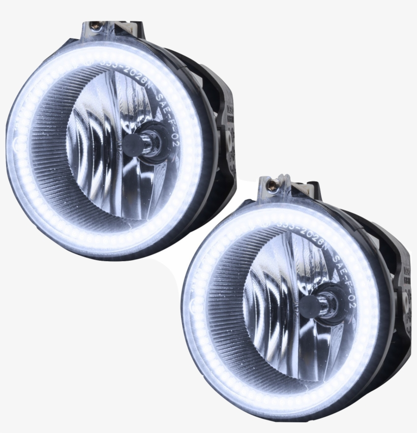 Pre-assembled Plasma Jeep Halo Lights - Oracle Lighting 7074-030: Oracle Lighting Auxiliary, transparent png #616584