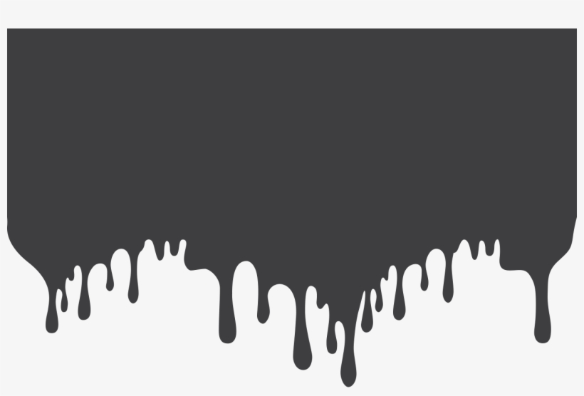 Brush Image Related Wallpapers Black Paint Drips Png