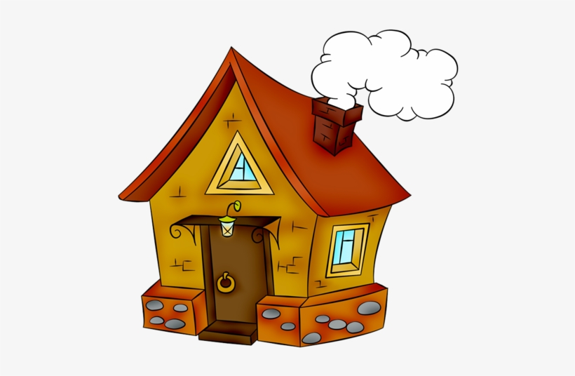 House Cartoon Png Cartoon House Transparent Png Free