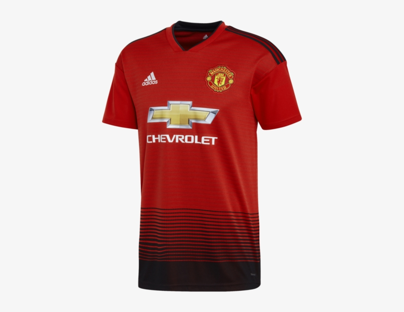 Manchester United Adults Home Jersey - Manchester United Away Kit 2018 19, transparent png #619194