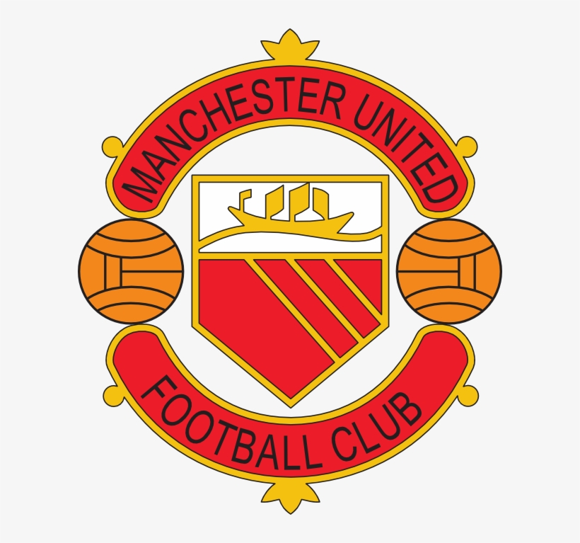 Manchester United Logo Png Picture Manchester United Old Logo Free Transparent Png Download Pngkey