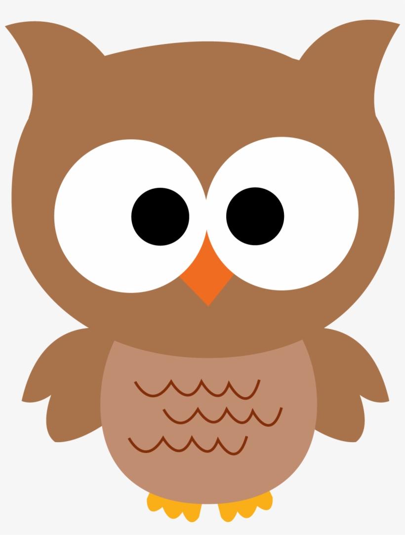 Cute Owl Clipart Baby Owl Clip Art Free Transparent