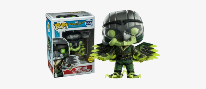 Homecoming Funko Pop Vulture - Funko Pop Spider Man Homecoming Vulture, transparent png #619888