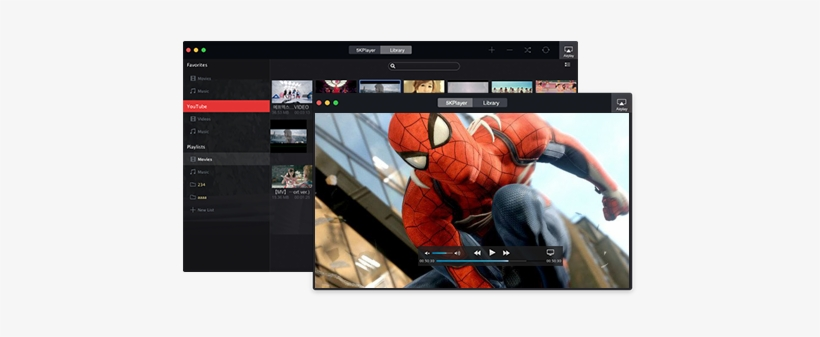 Download Spider Man Homecoming With 5kplayer - Ps4 Pro 4k