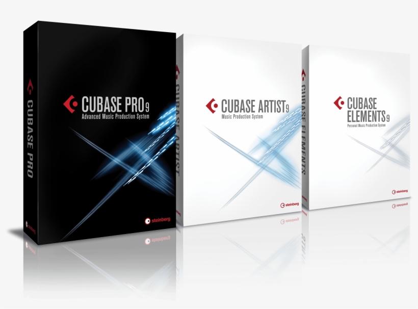 Fl Studio, Ableton Live, Cubase Mokymai - Steinberg Cubase Pro 9, transparent png #6100884