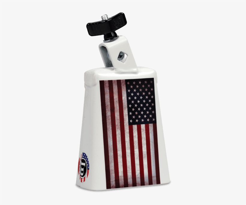 Lp Lp20ny Usa Collect A Bell City Cowbell - Lp Lp20ny-usa Collect-a-bell City Cowbell - Usa Flag, transparent png #6107825