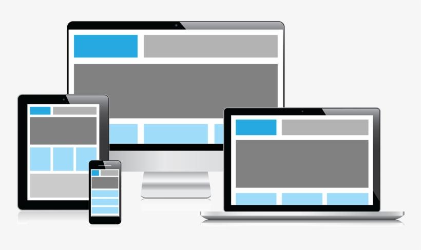 Responsive Websites - Responsive Design, transparent png #6120289