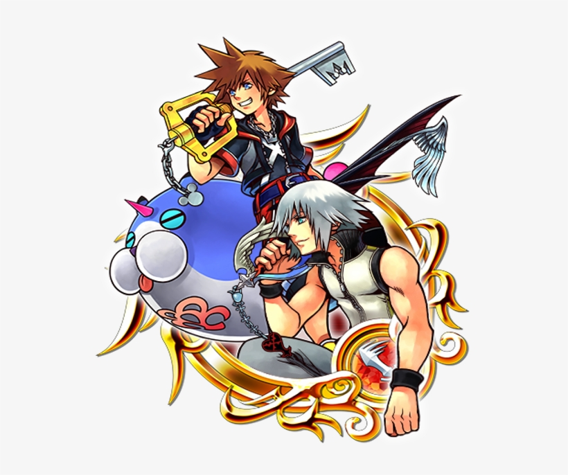 Never Miss A Moment - Kingdom Hearts 3d Dream Drop Distance Ultimania, transparent png #6125236