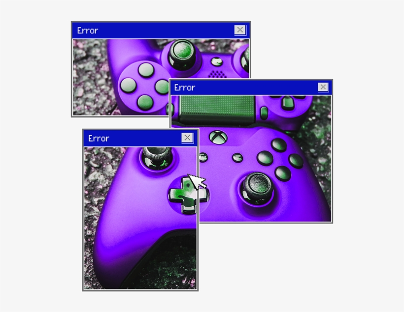 Cinch Gaming @ugc St - Game Controller, transparent png #6128709