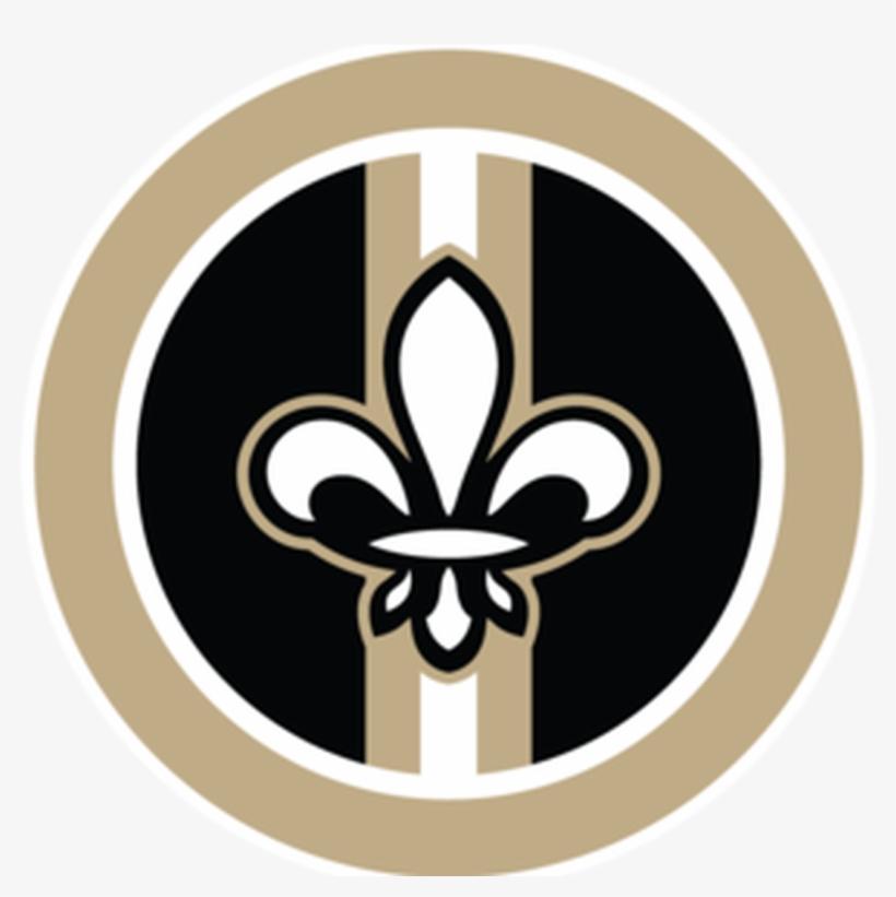 New Orleans Saints Library - New Orleans Saints Png Logo, transparent png #6132566
