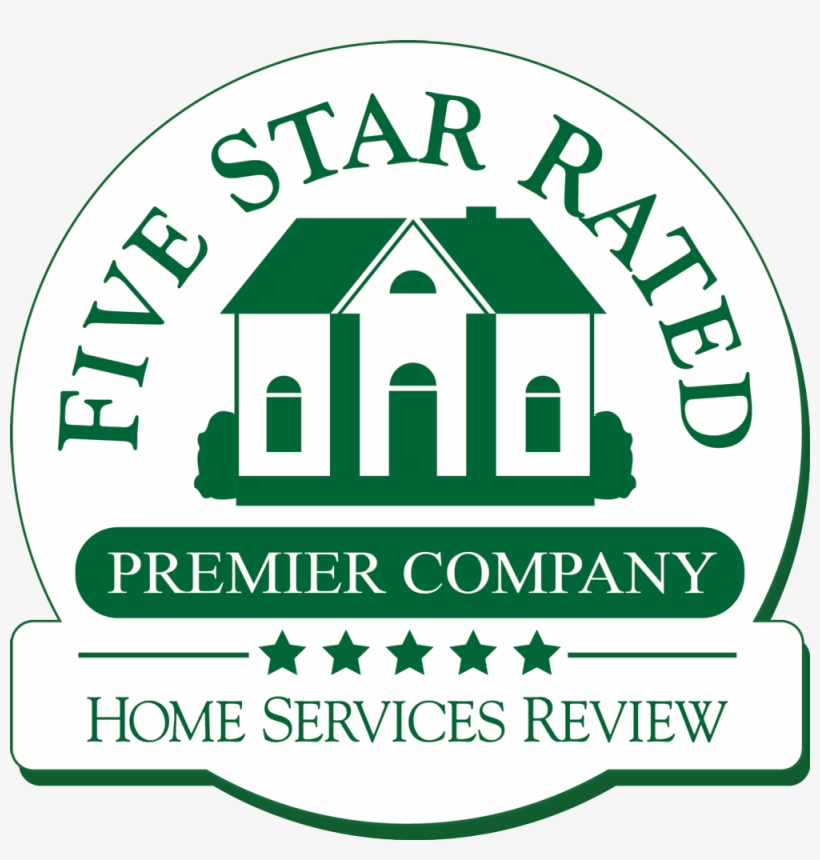 Five Star Rated Home Services Review, transparent png #6146654