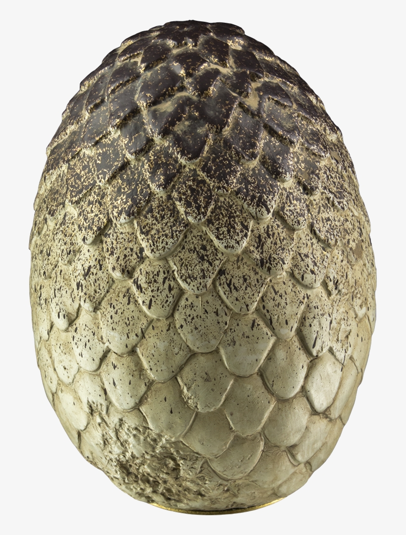 Game Of Thrones - Game Of Thrones - Viserion Dragon Egg Paperweight, transparent png #6148273