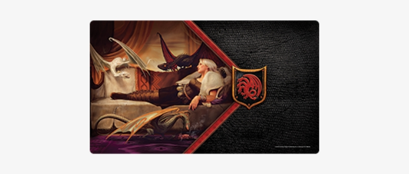 A Game Of Thrones - Game Of Thrones Mother Of Dragons Board Game, transparent png #6148409