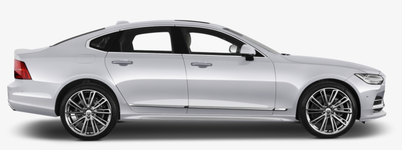 Volvo S90 Company Car Side View - Volvo S90 Side View, transparent png #6164704
