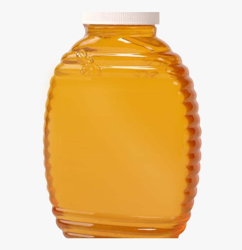 Honey Jar Png Transparent Image - Honey Jar Png, transparent png #6170079