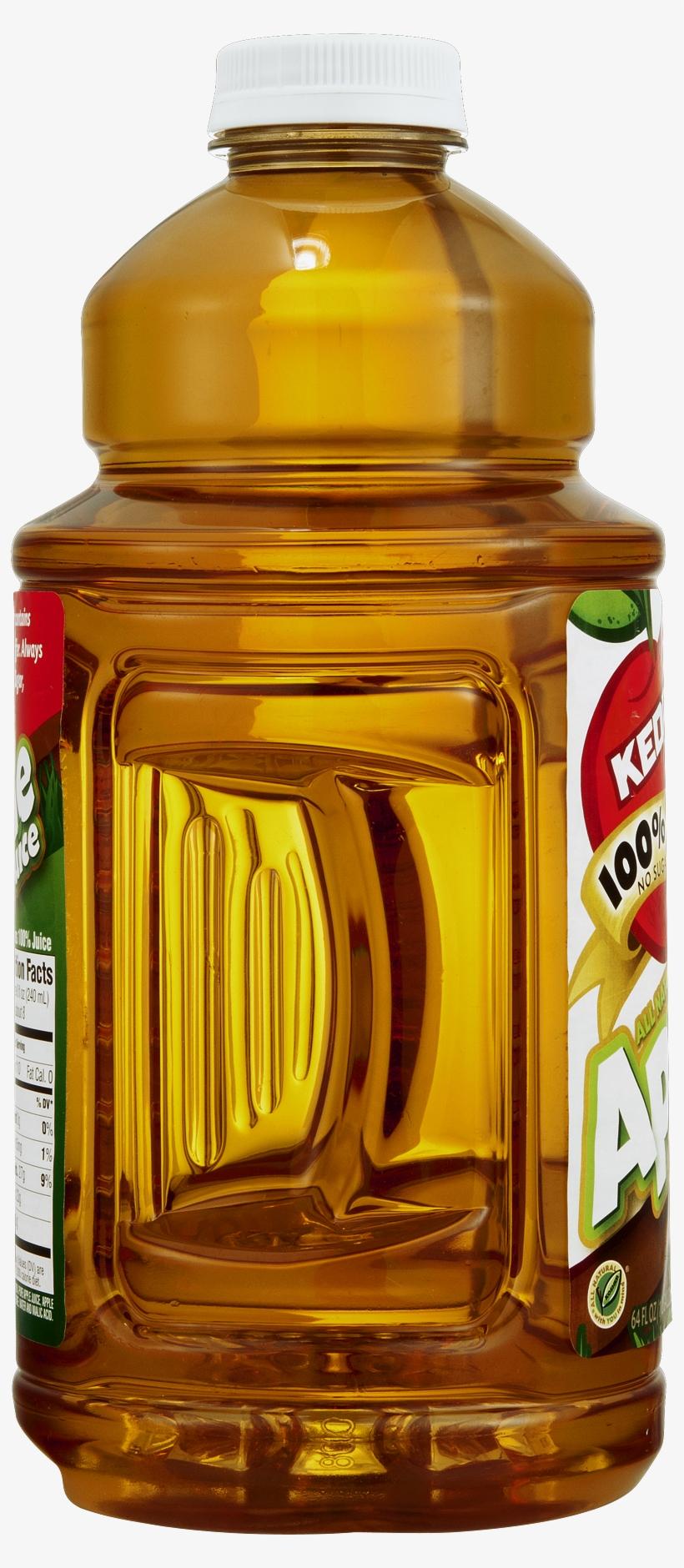 Kedem Food Products Kedem 100% Juice, 64 Oz - Kedem Apple Juice - 64 Fl Oz Bottle, transparent png #6170812
