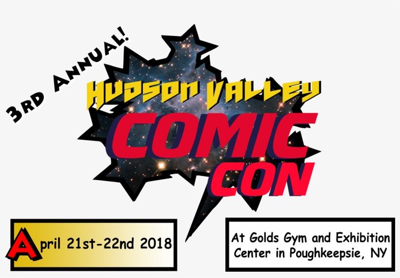 Hudson Valley Comic Con - Hudson Valley Comic Con 2017, transparent png #6179807