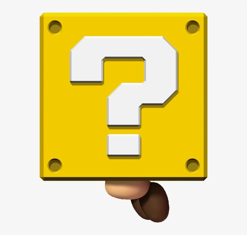 Question Block Goomba Moneda De Mario Bros Free Transparent Png