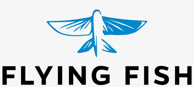 Flying Fish Logo, transparent png #6195036
