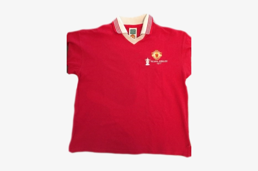 quality design 8c344 4c52c Mu Home 1976 1977 1 Png - Manchester United Kits 2011 - Free ...