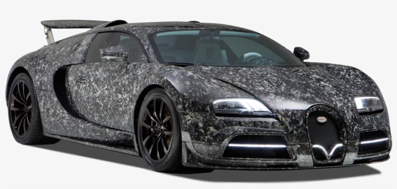 Mansory Bugatti Vivere Diamond Edition - Bugatti Veyron Mansory Diamond Edition, transparent png #621946