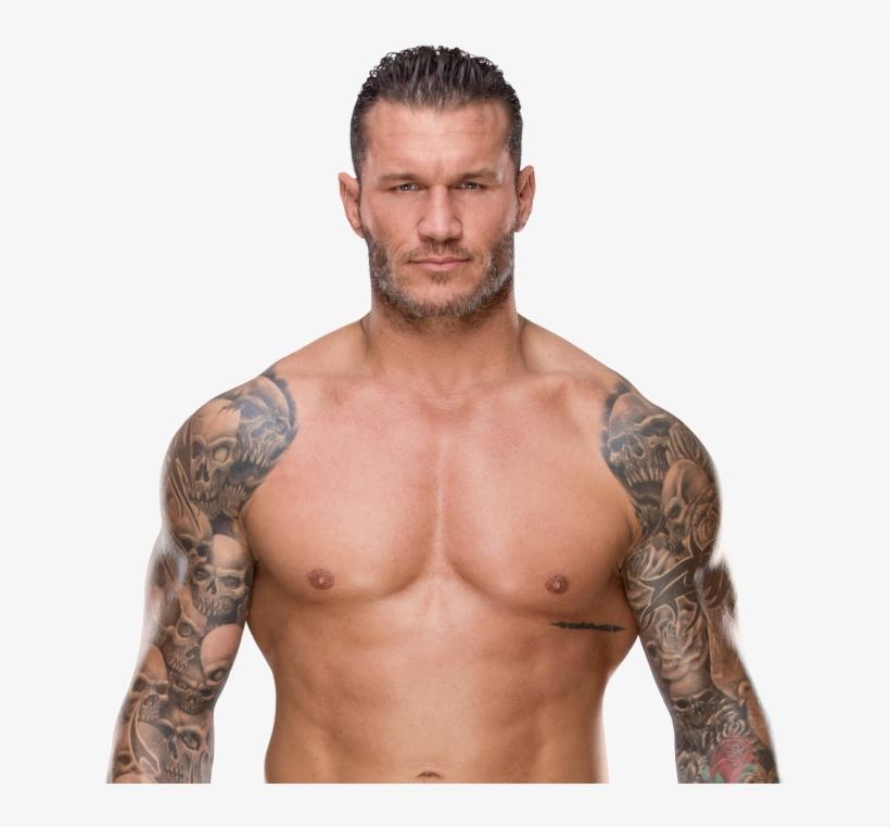Randy Orton Pro - Randy Orton United States Championship, transparent png #622117