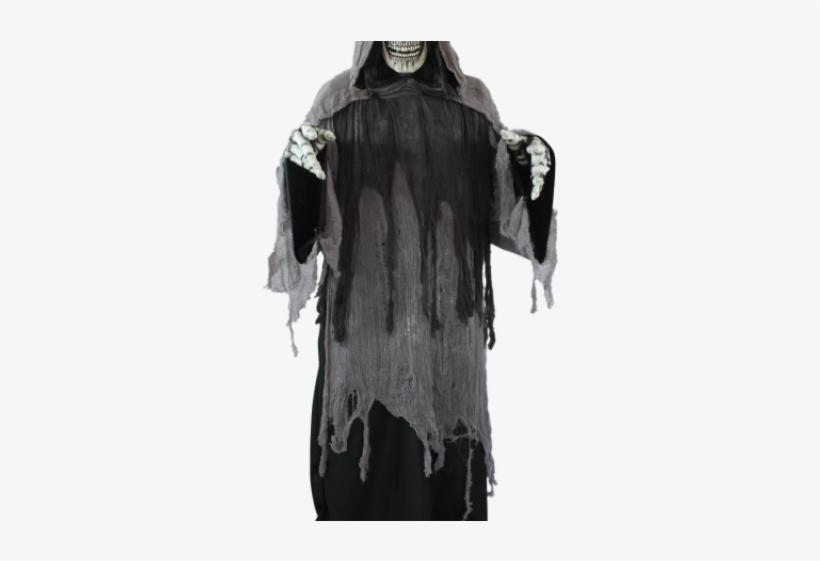 Ghost Png Transparent Images - Halloween Adult Grim Reaper Costume, transparent png #624437