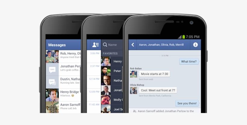 Facebook Messenger, transparent png #624695