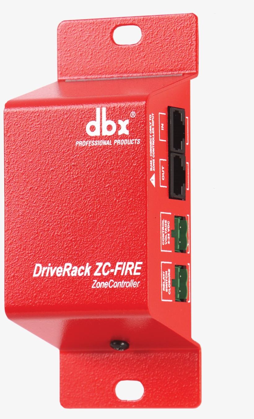 Zc-fire - Dbx Zc-fire Zonepro Fire Safety Interface, transparent png #625115