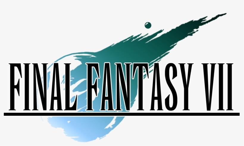Final Fantasy Vii Logo - Final Fantasy Vii [pc Game] - Download, transparent png #626020