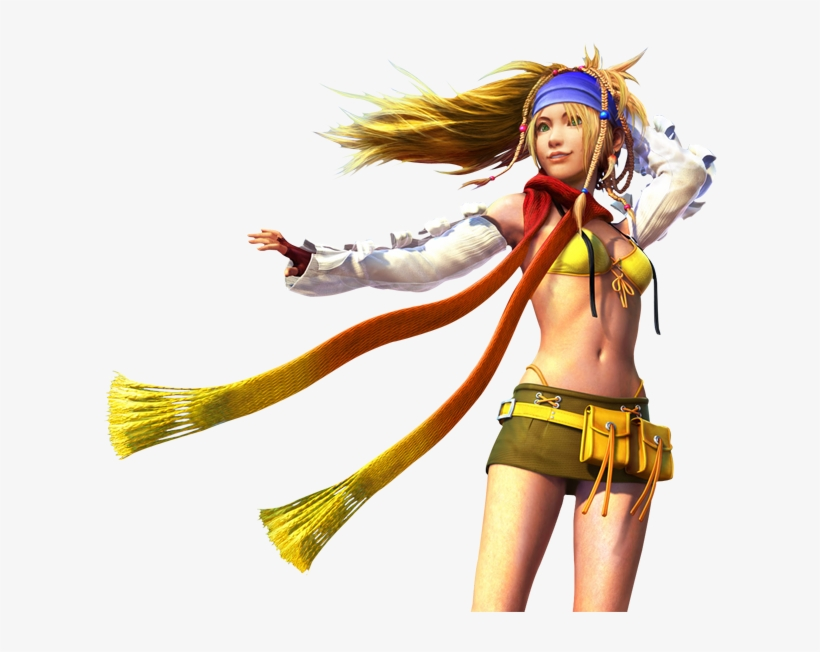 Chick Transparent Final Fantasy Image Library - Final Fantasy 3 Girl Characters, transparent png #626231