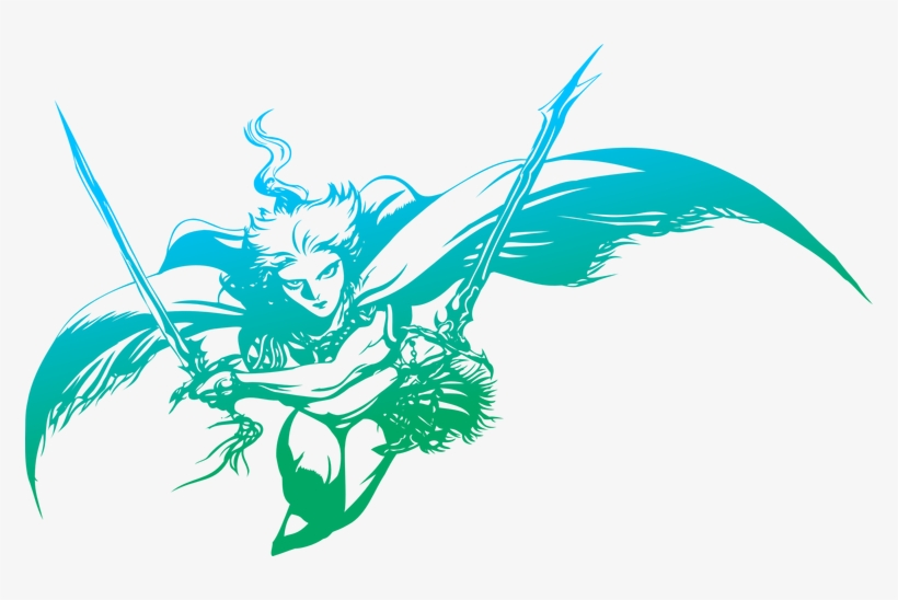 Protected By The Crystals Of Light, The Once Peaceful - Final Fantasy 3 Logo, transparent png #626259