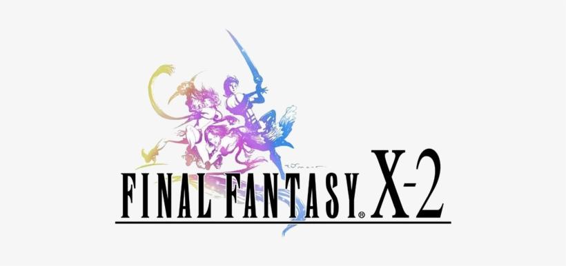 Final Fantasy X Logo Png - Final Fantasy X 2 Title, transparent png #626811