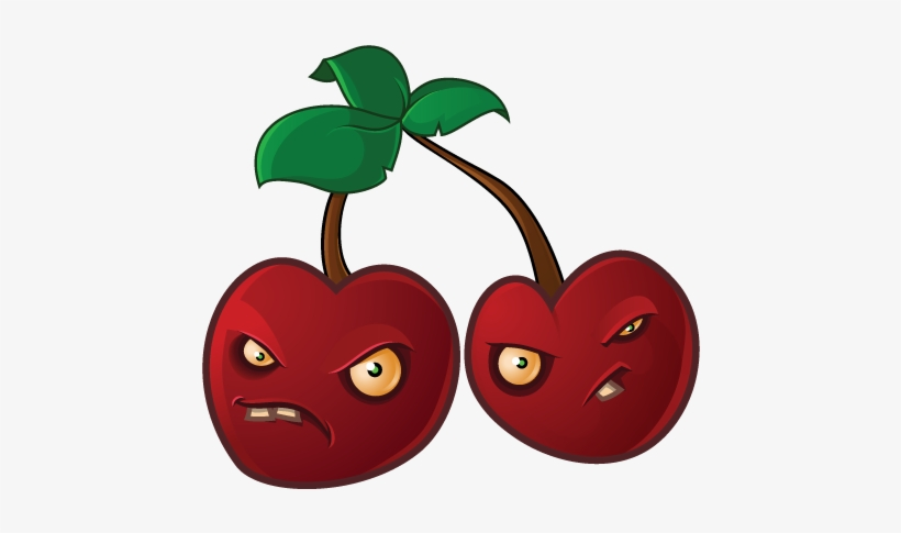 Clip Freeuse At Getdrawings Com Free For Personal Use - Plants Vs Zombies Cherry Bomb, transparent png #627408