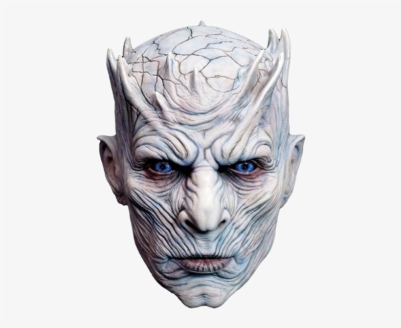 Game Of Thrones: Night's King Adult Mask, transparent png #628059